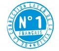 N°1 français de la correction de la vision par laser