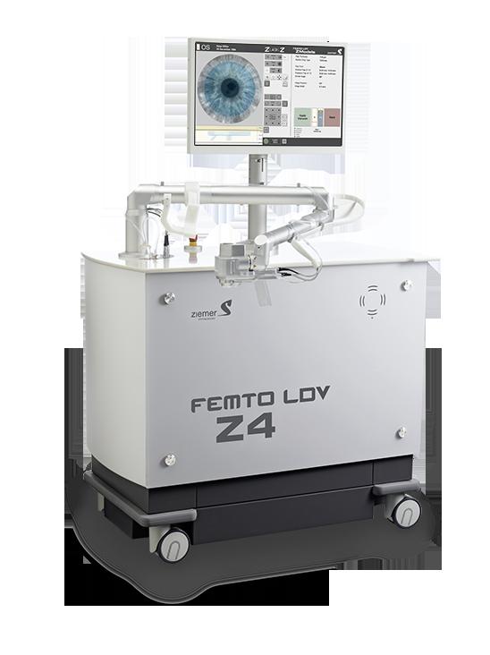 Z4 laser femtoseconde lyon